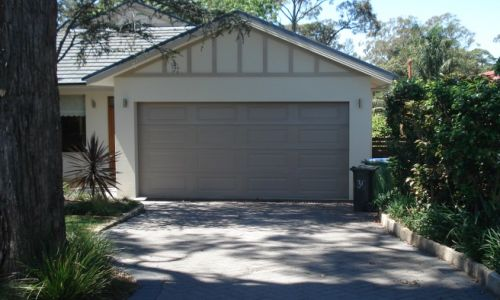Carport Two Car Garage Turramurra